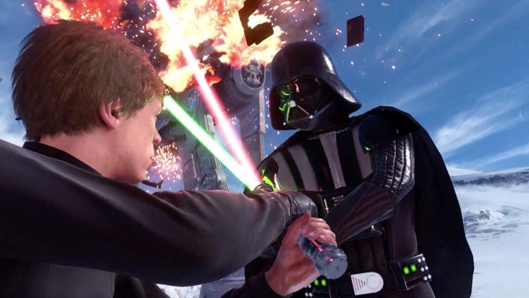 Авторы Star Wars Battlefront пожертвовали глубиной геймплея ради детей - Изображение 1