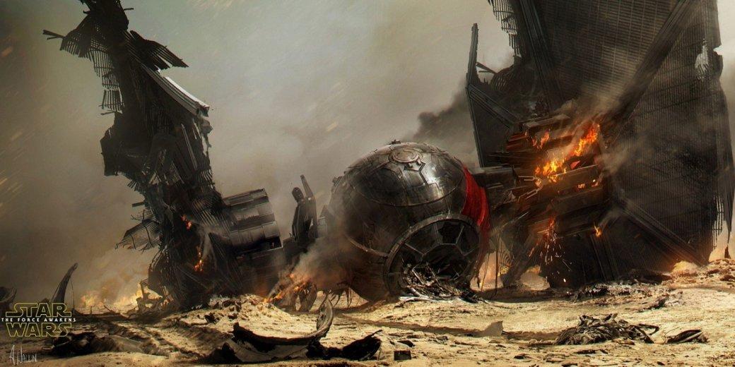Стивен Спилберг придумал две сцены для «Пробуждения Силы». - Изображение 2