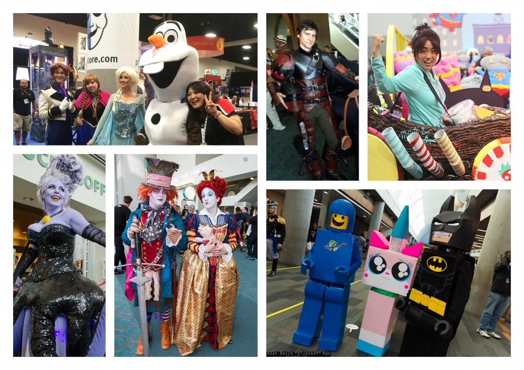 Косплей Comic-Con - Изображение 17