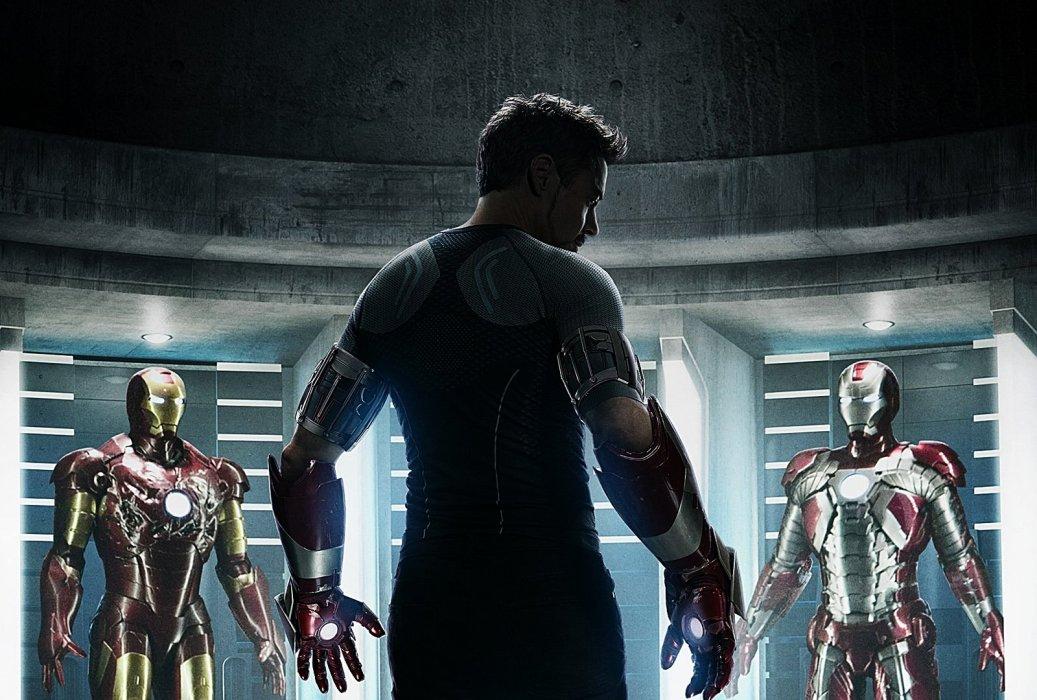 Железный человек 3. НеИдеальное Кино. - Изображение 1