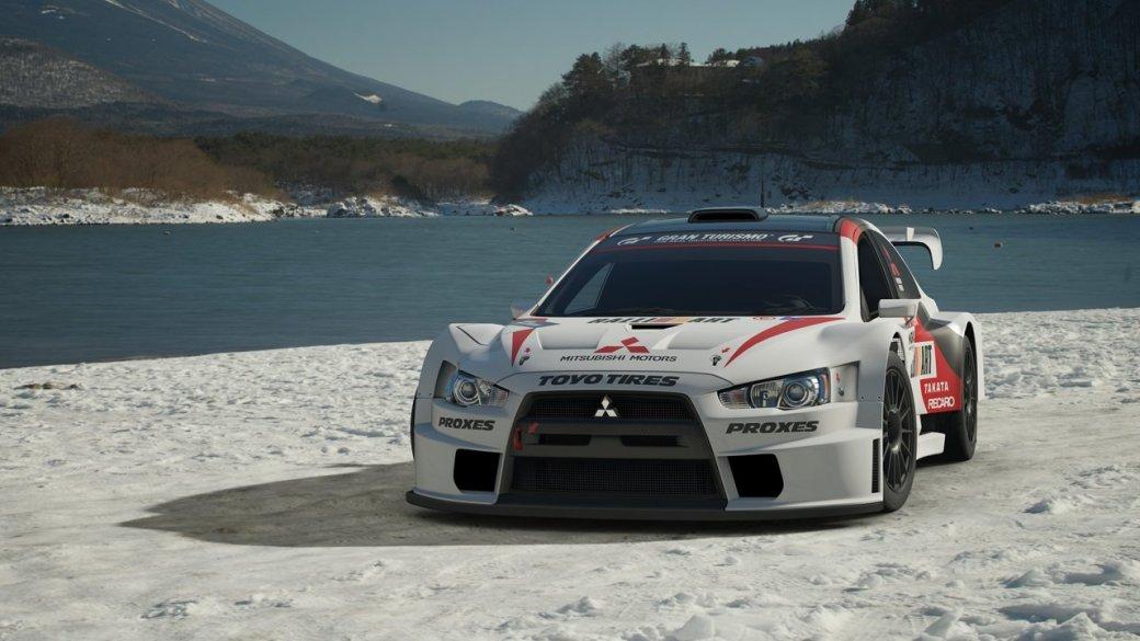 Gran Turismo Sport перенесли на следующий год - Изображение 1