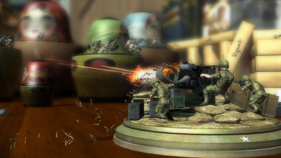 Toy Soldiers вторгнутся на PS4 и Xbox One  - Изображение 1