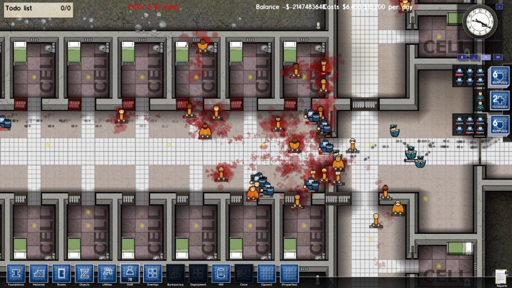 В полной версии Prison Architect появится режим побега из тюрьмы - Изображение 1