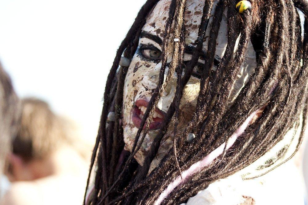 Лучшие фотографии с красноярского зомби-парада - Изображение 1
