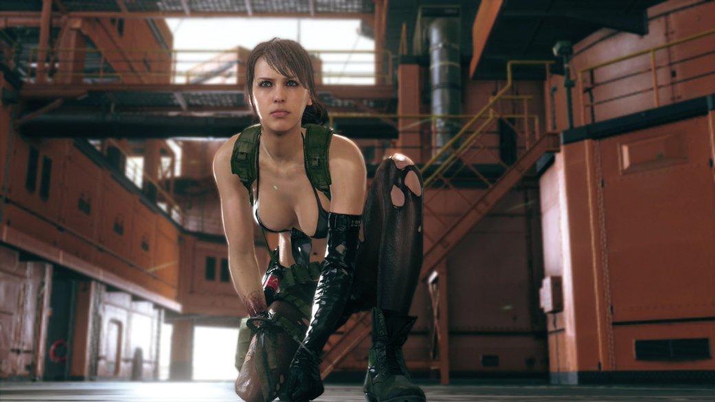 Konami «починила» Квайет в PS4 и PC-версиях MGS 5: The Phantom Pain - Изображение 1