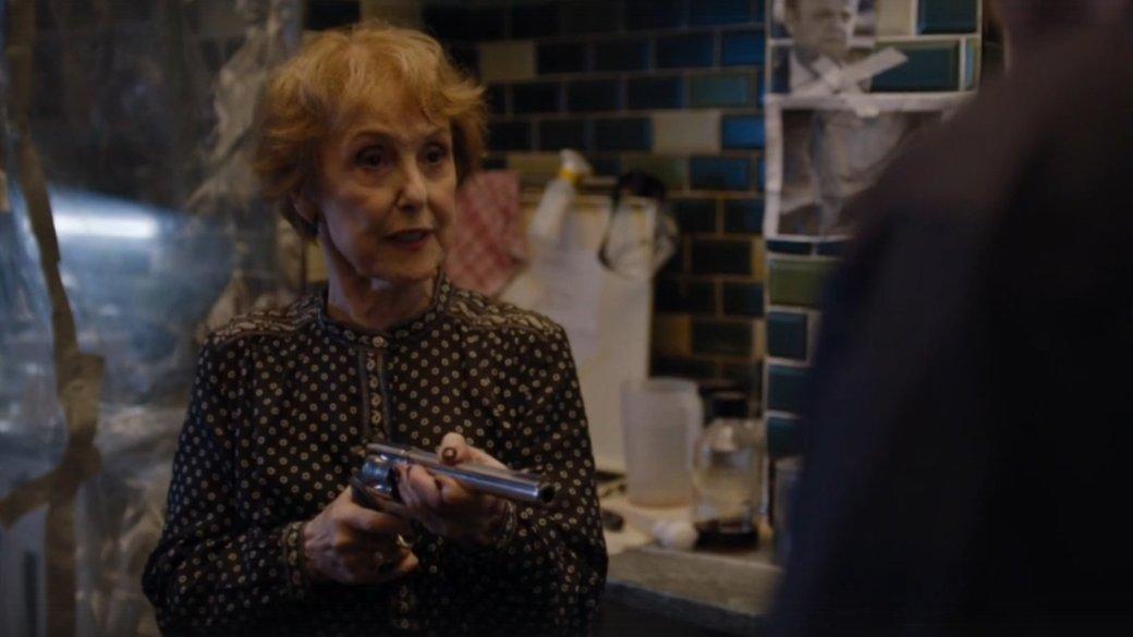 Почему миссис Хадсон— главный злодей «Шерлока». - Изображение 1