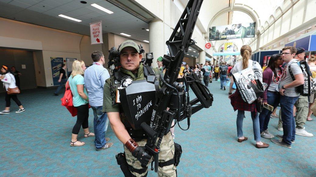 Лучший косплей Comic-Con 2015 - Изображение 43