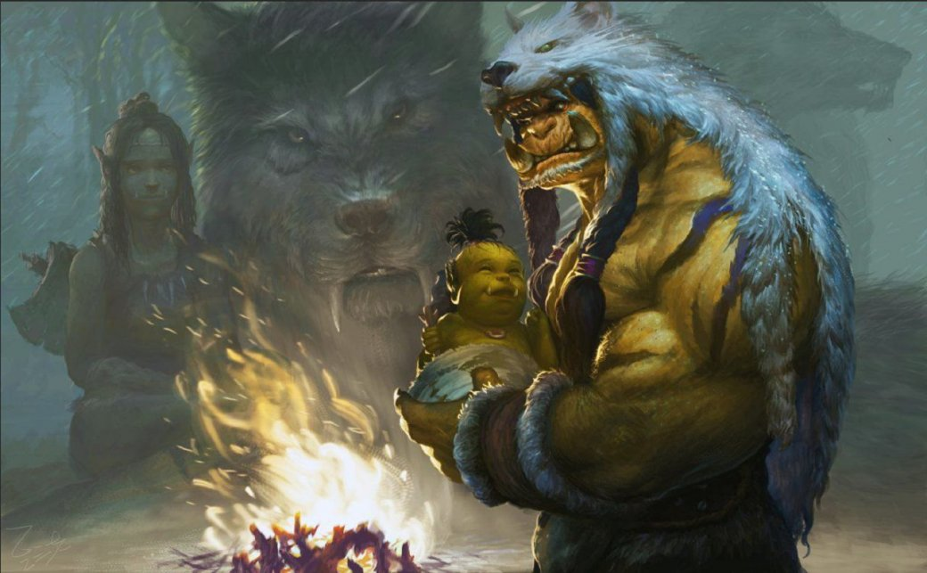 История мира Warcraft. - Изображение 10