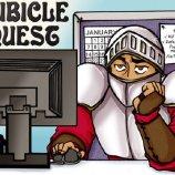 Скриншот Cubicle Quest – Изображение 1