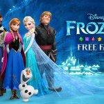 Скриншот Frozen Free Fall – Изображение 1