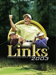 Links 2003 – фото обложки игры