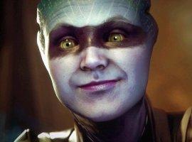Гифка дня: быстрое развитие «отношений» вMass Effect: Andromeda