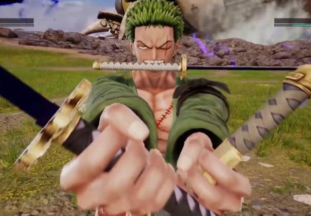 Jump Force. Геймплейный трейлер к E3 2018