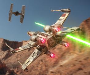 Star Wars Battlefront выдаст 60 FPS на всех платформах