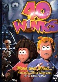 40 Winks – фото обложки игры