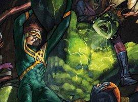 Monsters Unleashed уже рядом: супергерои и Люди Икс против монстров