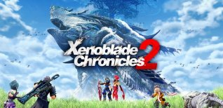 Xenoblade Chronicles 2. Трейлер к GAMESCOM 2017