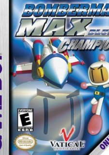Bomberman Max: Blue Champion