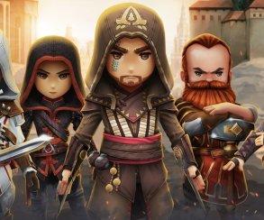 Создайте свое братство убийц! На Android и iOS вышла Assassin's Creed: Rebellion