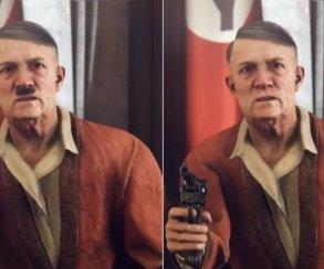 Как Wolfenstein 2 подвергли цензуре вГермании. Например, лишили Гитлера усов