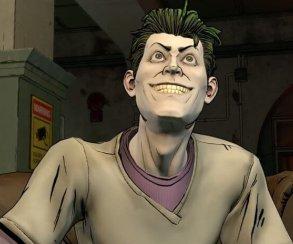 В Batman: The Telltale Series пришел Джокер