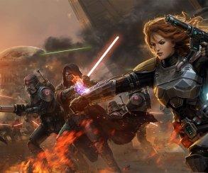 В Star Wars: The Old Republic поселилось 57 млн персонажей