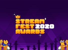 Первая церемония Streamfest Awards пройдет нафестивале «Стримфест LIVE»