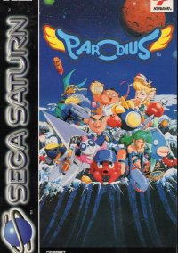 Parodius – фото обложки игры