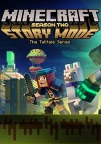 Minecraft: Story Mode - Season 2 – фото обложки игры