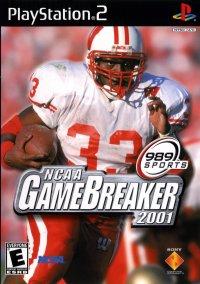 NCAA Gamebreaker 2001 – фото обложки игры