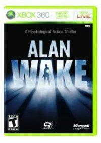 Alan Wake: The Writer – фото обложки игры