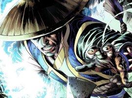 BossLogic изобразил Зои Салдану, Майкла Фассбендера и других актеров в виде героев Mortal Kombat