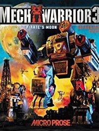 MechWarrior 3: Pirate's Moon – фото обложки игры