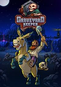 Graveyard Keeper – фото обложки игры
