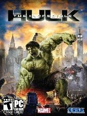 The Incredible Hulk – фото обложки игры