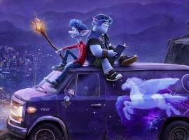 Трейлер «Вперед»— мультфильма Pixar про горе-волшебников сТомом Холландом иКрисом Праттом