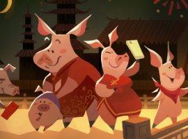 ВSteam стартовала распродажа, посвященная китайскому Новому году