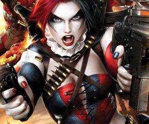 История Харли Квинн: отподружки Джокера допомощницы Бэтмена