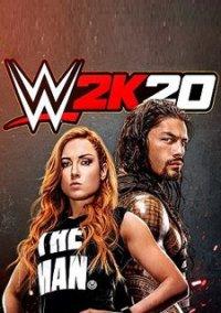 WWE 2K20 – фото обложки игры