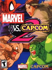 Marvel vs. Capcom 2 – фото обложки игры