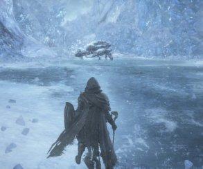 Гифка дня: величайший краб иповелитель гравитации вDark Souls3