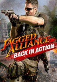 Jagged Alliance: Back in Action – фото обложки игры