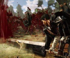 Первый трейлер и новые скриншоты Berserk от Koei Tecmo