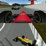 Скриншот Johnny Herbert's Grand Prix Championship 1998 – Изображение 6