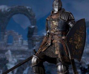 Вы только посмотрите на эту статую рыцаря Асторы изDark Souls