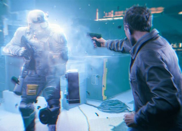 Рецензия на Quantum Break