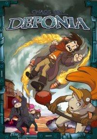 Chaos on Deponia – фото обложки игры