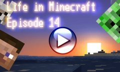 Life in Minecraft. Episode 14