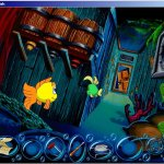 Скриншот Freddi Fish 4: The Case of Hogfish Rustlers of Briny Gulch – Изображение 3