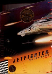 JetFighter: The Adventure – фото обложки игры